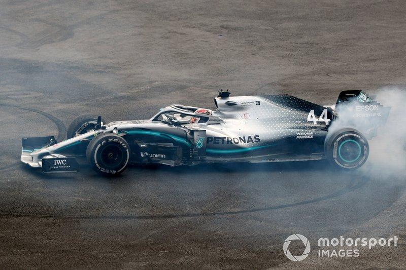 Mercedes AMG F1 W10 (2019)
