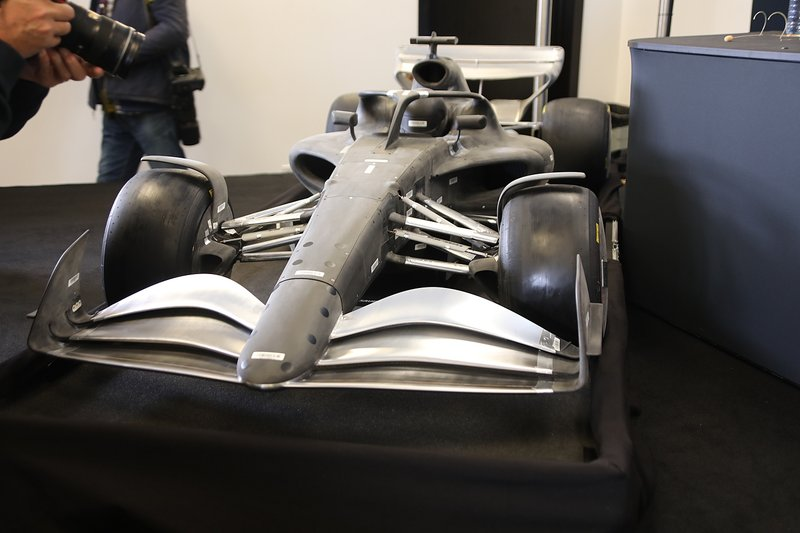 2021 F1 kuralları modeli