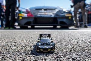 Lego-Modell: Lamborghini Huarcan Super Trofeo Evo