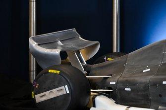 Schaalmodel volgens de F1-regels voor 2021