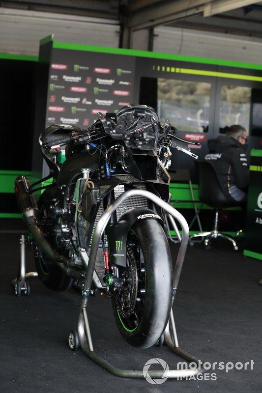 Bike of Jonathan Rea, Kawasaki Racing Team