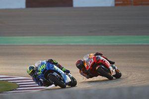 Joan Mir, Team Suzuki MotoGP, Marc Marquez, Repsol Honda Team