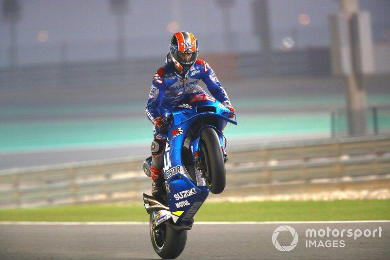 4º Álex Rins, Team Suzuki MotoGP - 1:54.068