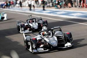 Brendon Hartley, Dragon Racing, Penske EV-4, Nico Müller, Dragon Racing, Penske EV-4
