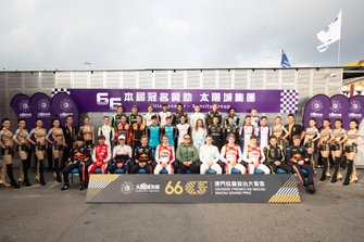Les pilotes de la Coupe du monde F3 2019