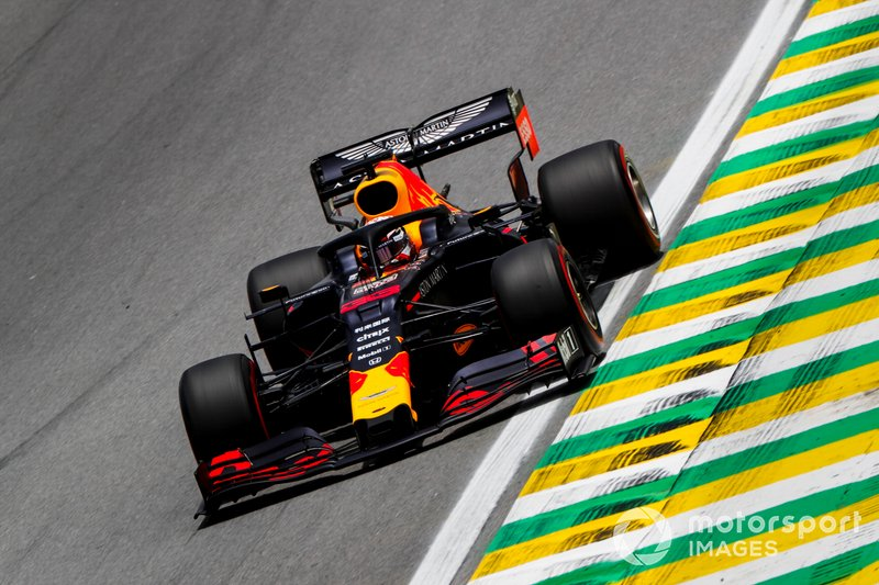 1: Max Verstappen, Red Bull Racing RB15, 1'07.508
