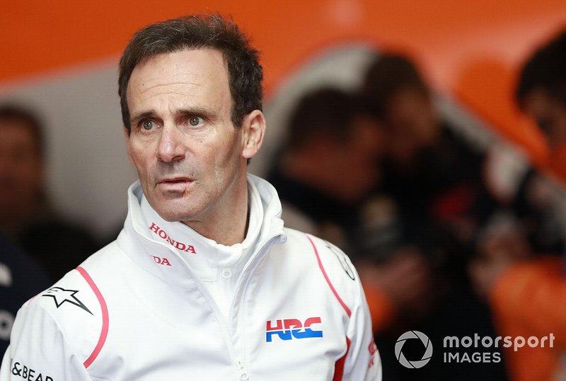 """Alberto Puig: """"Hoy en día muchos pilotos pueden hacer buenas salidas por la electrónica, así que es difícil de decir"""""""