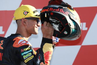 Il secondo qualificato Jorge Martin, KTM Ajo