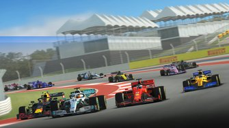 F1 2019 en Real Racing 3
