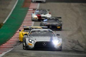 #33 GT3 Pro-Am, Winward Racing, Bryce Ward, Russell Ward, Mercedes-AMG GT3