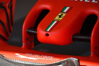 Neus van de Ferrari SF1000