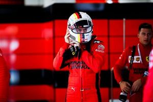 Sebastien Vettel, Ferrari
