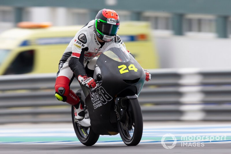 4º Tatsuki Suzuki, SIC58 Squadra Corse - 1:45.176