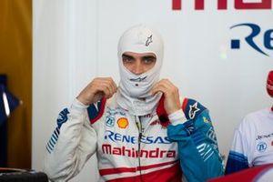 Jérôme d'Ambrosio, Mahindra Racing