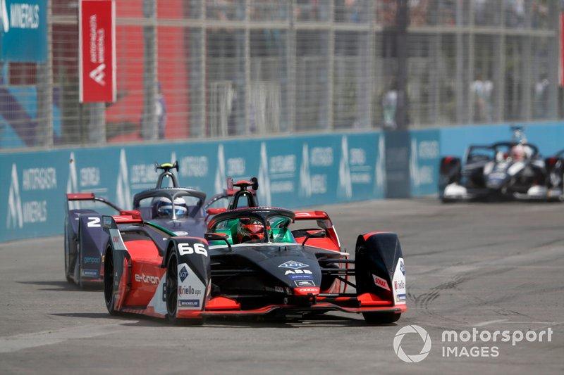 Daniel Abt, Audi Sport ABT Schaeffler, Audi e-tron FE06, Sam Bird, Virgin Racing, Audi e-tron FE06