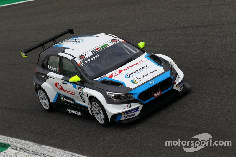 Marco Pellegrini, Target Competition, Hyundai i30 N TCR