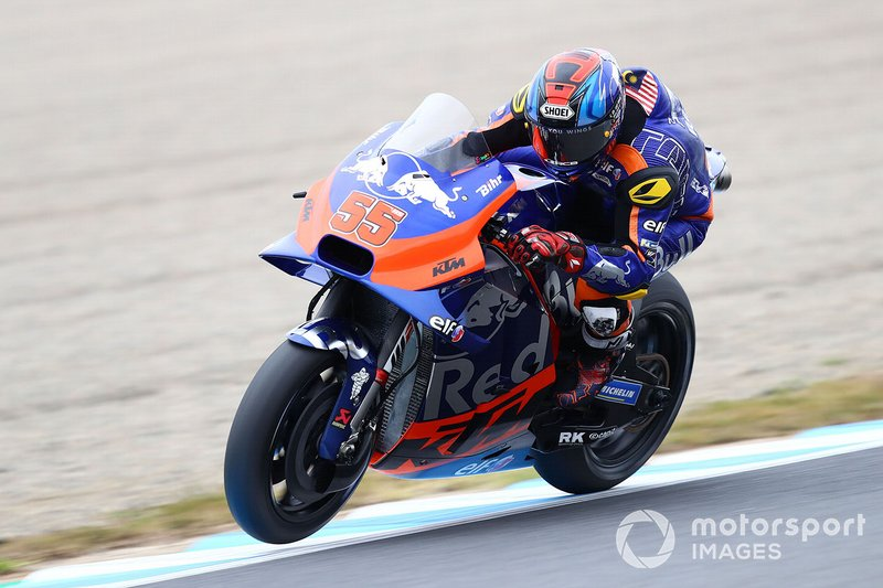 20º Hafizh Syahrin, Red Bull KTM Tech 3