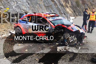 Copertina Report Rallye Monte-Carlo