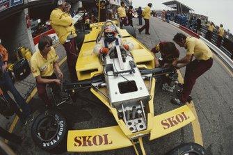Эмерсон Фиттипальди, Fittipaldi F8 Ford
