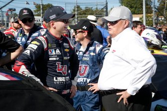 William Byron, Hendrick Motorsports, Chevrolet Camaro Liberty University Rick Hendrick