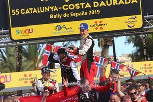 Rallye-Weltmeister 2019: Ott Tänak, Toyota Gazoo Racing