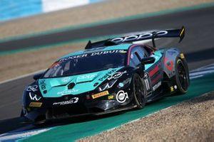 #11 Huracan Super Trofeo Evo, Konrad Motorsport: Axcil Jeffries, Vincent Schwartz