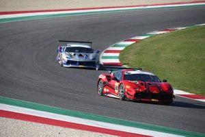 #348 Ferrari 488 Challenge, Ferrari Westlake: Eric Marston