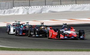 Jérôme d'Ambrosio, Mahindra Racing, M6Electro, Brendon Hartley, Dragon Racing, Penske EV-4