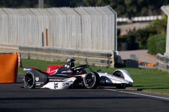 Andre Lotterer, Porsche, Porsche 99x Electric ferma in pista