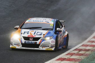 Mike Bushell, AMD Honda Civic
