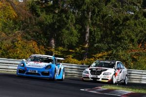 #200 Porsche Cayman GT4: Achim Wawer, Markus Schmickler