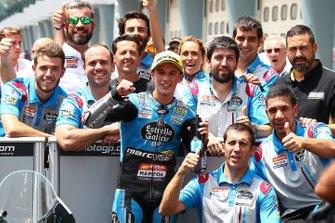 Second place Sergio Garcia, Estrella Galicia 0,0
