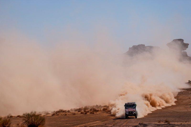 #514 Riwald Dakar Team Renault: Pascal De Baar, Jan Van Der Vaet, Stefan Slootjes