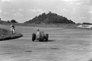 Руди Фишер, Ecurie Espadon, Ferrari 500