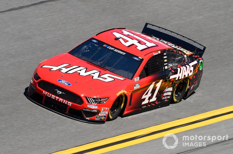 12. Cole Custer, Stewart-Haas Racing, Ford Mustang Haas Automation
