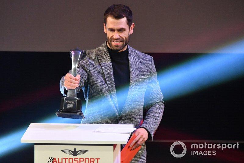 Entrega del Premio Nacional al Piloto del Año