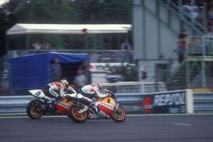 Àlex Crivillé, Mick Doohan, Repsol Honda Team
