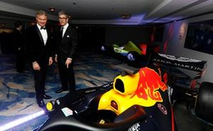 Presenter David Coulthard