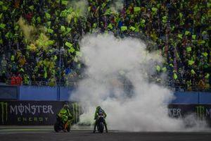 Valentino Rossi, Petronas Yamaha SR, Luca Marini, Esponsorama Racing