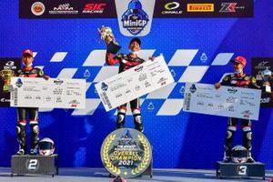 MiniGP Malaysia Series 2021: Emil Idzhar, Farres Putra, dan Farish Hafiy