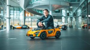 Patricio O'Ward, Arrow McLaren SP