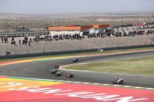 Leandro Mercado, MIE Racing Honda Team, Alvaro Bautista, Team HRC