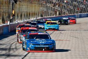 Justin Allgaier, JR Motorsports, Chevrolet Camaro Hellmann's Sam's Club