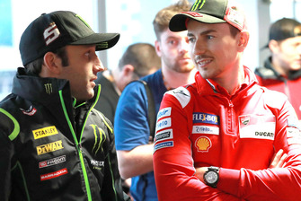 Johann Zarco, Monster Yamaha Tech 3, Jorge Lorenzo, Ducati Team