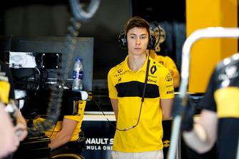 Jack Aitken, Renault development driver