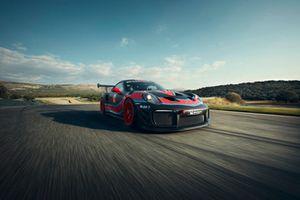 Автомобиль Porsche 911 GT2 RS Clubsport