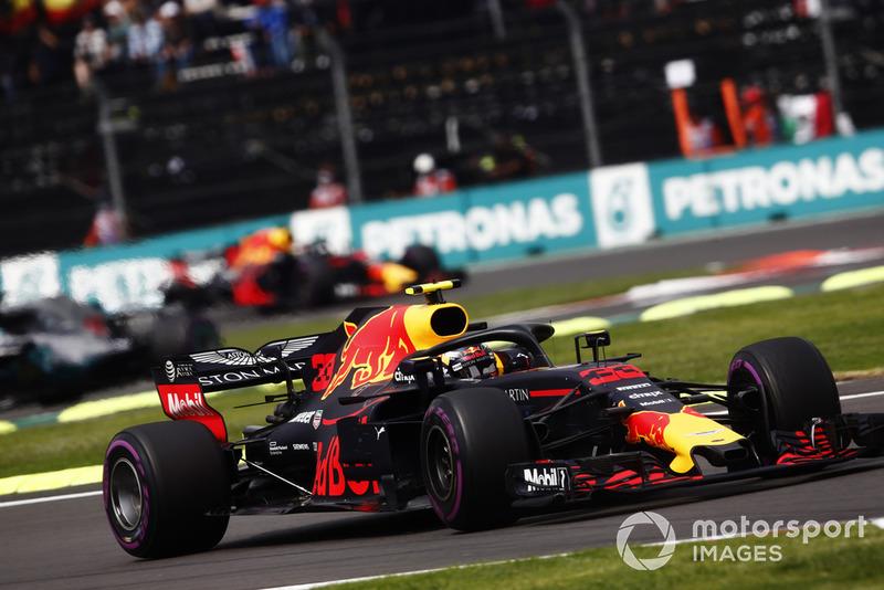 2018 - Max Verstappen