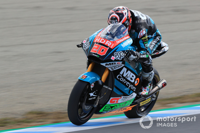 Fabio Quartararo, Speed Up Racing