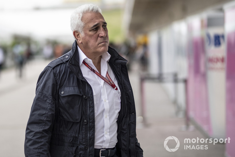Lawrence Stroll, propriétaire de Racing Point Force India