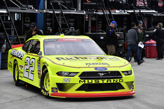 Austin Cindric, Team Penske, Ford Mustang Menards/Richmond
